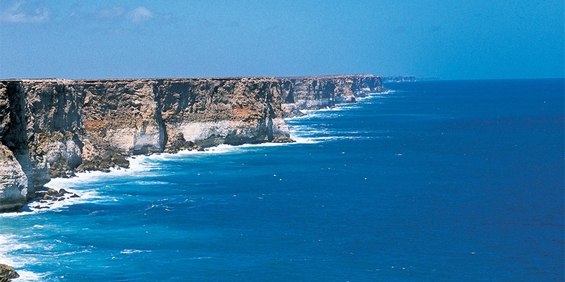 Nullarbor Cliffs Adelaide to Perth in 9 days my nrma road trips