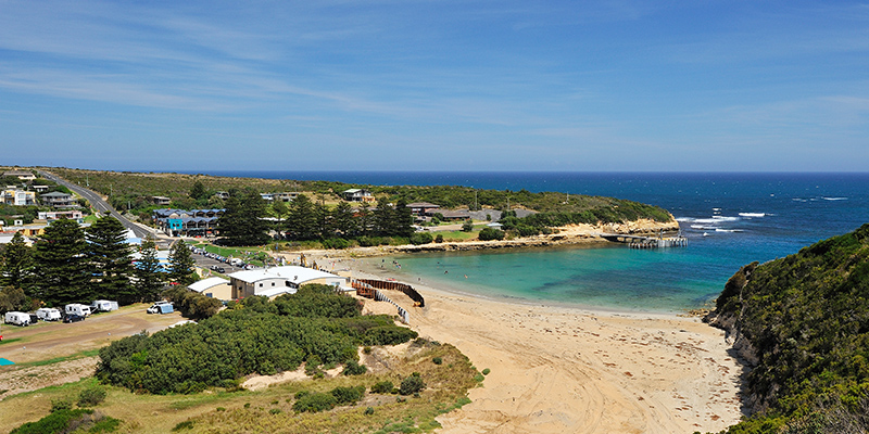 Port Campbell Holiday Park my nrma road trips