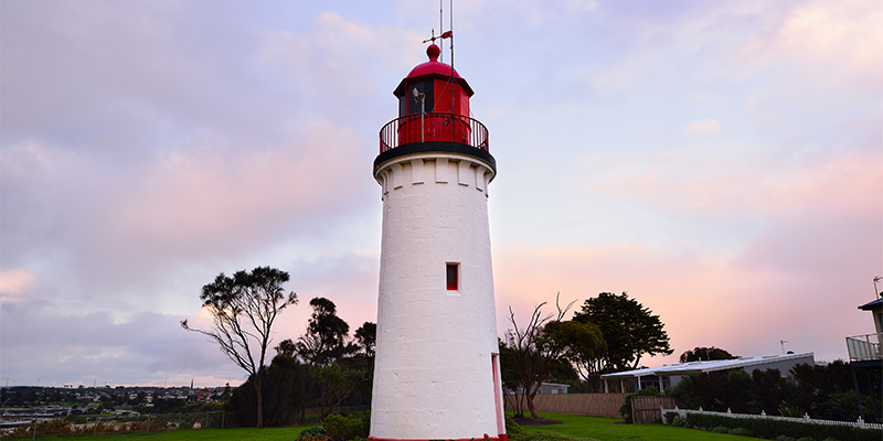 Whalers Bluff Lighthouse my nrma road trips