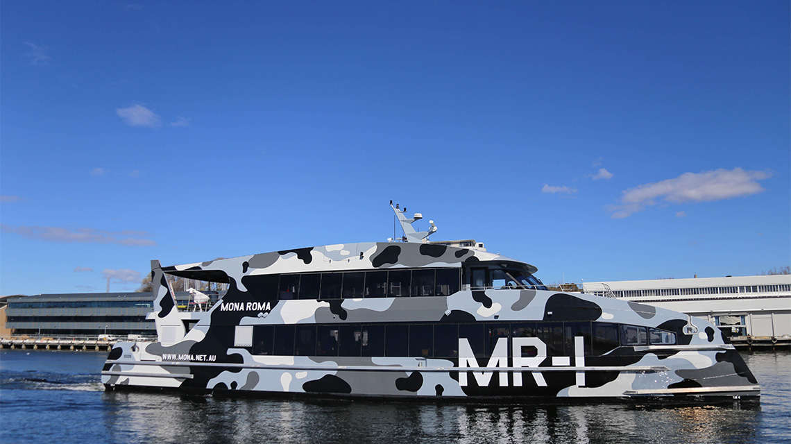 MONA Ferry Around Tasmania in 12 days my nrma road trips