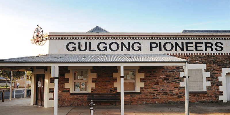 Gulgong Pioneers Museum Long Weekend in Central NSW my nrma road trips