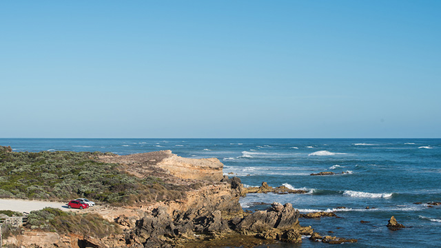 Coastal View South Australia Limestone Coast in Four Days my nrma road trips