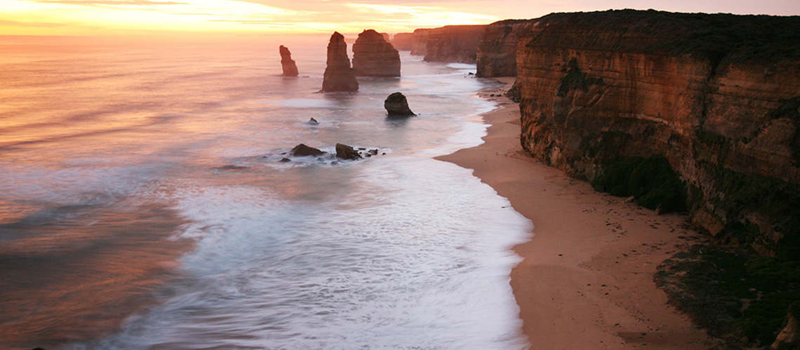 12 Apostles Melbourne to Great Ocean Road my nrma road trips VIC