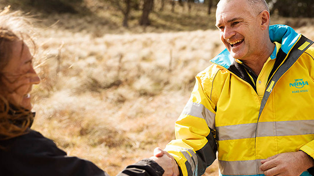 The NRMA Roadside Assistance - Patrolman
