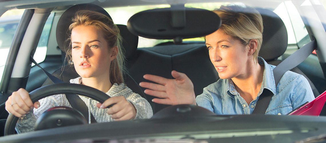 novice drivers are not required to demonstrate