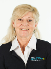 Lynnette Thomas NRMA safer driving school Canberra