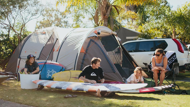 Family camping | Parks and resorts | The NRMA