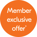 Member exclusive offer