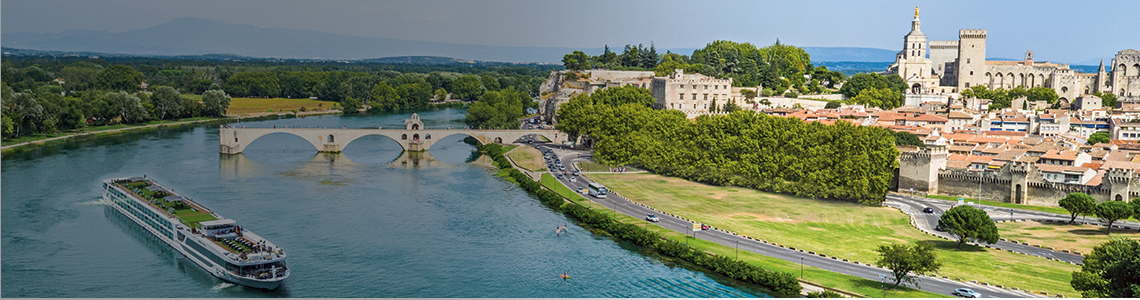 Scenic France river cruise