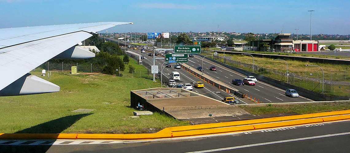 7 Tips For A Stress Free Journey Sydney Airport Parking The Nrma